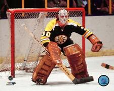 Gerry Cheevers Boston Bruins NHL Action Photo TW113 (Select Size)