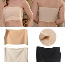TUBE TOP Seamless Strapless Bra Bandeau Fits Fashion Tube Top Sports Bra Yoga