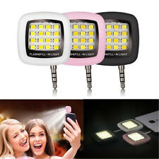 OP USB 16 LED Selfie Flash Fill Flash Light for Samsung iPhone Smartphone