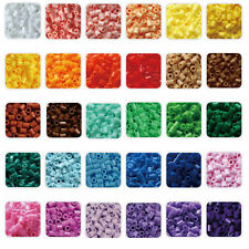 1000Pcs 5mm Perler Beads Colorful Hama Beads DIY Educational Toys Kid Gift