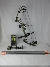 PSE Brute Force LT Lite Compound Bow Package 25-31in 45-70lbs Right Hand & Case