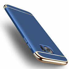 Luxury Hybrid Ultra Thin Protective Hard PC Back Case Cover For iPhone Samsung