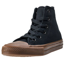 Converse Chuck Taylor All Star Ii Hi Toddler Trainers Black Gum Branded Footwear