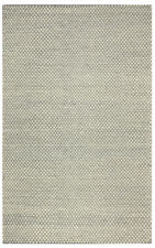 Rizzy Rugs Beige Dotted Hand-Woven Wool Contemporary Area Rug Solid TW3101
