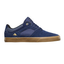 EMERICA Skateboard Shoes THE HSU LOW VULC NAVY/GUM