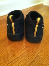 Ladies Merrell Polar Moc Thinsulate Waterproof Black Suede Size 7