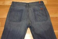 AUTHENTIC 7 FOR ALL MANKIND MENS JEANS TROUSER EUC SIZE 33 X 33 MADE IN USA