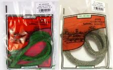 OO Gauge Javis Flexible Hedge & Wall / Large Hedging & Walling 4 Variations