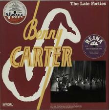 Benny Carter The Late Forties Danish vinyl LP album record 3006 OFFICIAL 1988