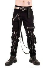 Punk Heavy Duty Bondage Pants made in the UK by Tiger of London
