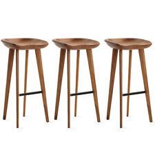 Tractor Barstool Walnut SET OF 3 - DWR Design Within Reach BassamFellows