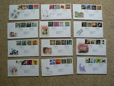 1999 Royal Mail FDC:  Millennium Tales, Sold Individually