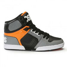 OSIRIS Skateboard Shoes NYC 83 GREY/ORANGE