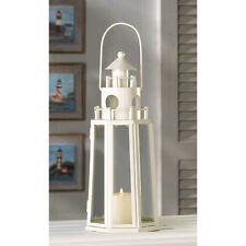 LIGHTHOUSE CANDLE LANTERNS AND CANDLE LAMPS