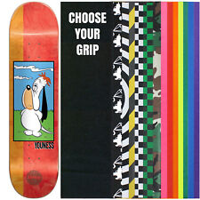 """Almost Skateboard Deck AMRANI DROOPY 8.0"""" With Griptape"""