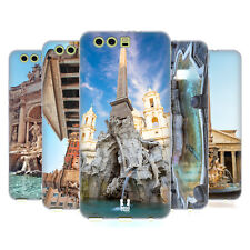 HEAD CASE DESIGNS A GLIMPSE OF ROME SOFT GEL CASE FOR HUAWEI P10 PLUS