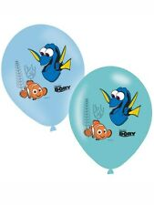"""Official Finding Dory Balloons - 10"""" Latex party baby shower kids birthday"""