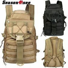 600D Outdoor Tactical Molle Accesary Backpack Outdoor Hunting Camping Bag Case