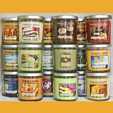 YANKEE CANDLE Small 7 oz TUMBLER Glass Jar CANDLES New & Retired SCENT CHOICES
