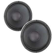 """Pair Eminence Kappalite 3012HO 12"""" Neo Woofer 8ohm 3VC Replacemnt Speaker"""