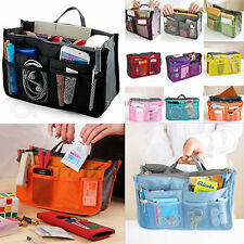 Toilet Bag Cosmetic Travel Wash Make Up Case Toiletry Unisex Compact Bag Zipper