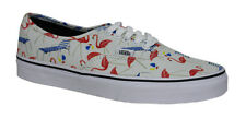 Vans Authentic Lace Up Pool Vibe Classic White Mens Womens Unisex Plimsolls