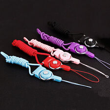 Detachable Cell Phone Mobile Neck Lanyard Strap Camera ID Card Key Ring Holder