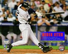 Derek Jeter New York Yankees MLB  Action Photo KG077 (Select Size)