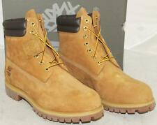 TIMBERLAND 73540 Mens Wheat Nubuck Waterproof Work Boots Size 11 12 New in Box