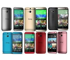 "Unlocked AT&T 5.0"" HTC One M8 4G LTE 32GB Quad-core Android GSM GPS Smartphone"