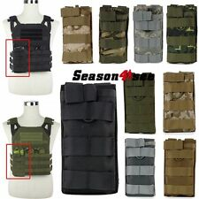 1000D Outdoor Tactical Airsoft Multifunctional Molle Vest Bag Magazine Pouch