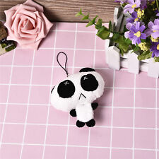 2pcs Cute Lovely Plush Baby Panda Mobile Cell Phone Charm Strap Bag Pendant Toy