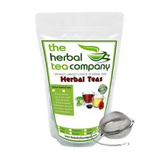 Black Haw Bark Loose Herbal Tea Blends 50g Made Fresh To Order FREE INFUSER