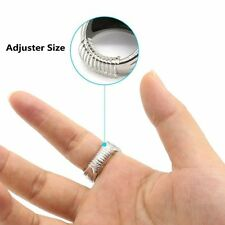 Rings Size Adjuster Snuggies Insert Guard Tightener Reducer Resizing Fitter New