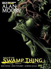 Saga of the Swamp Thing Book. 6 by S. Bissette, Rick Veitch and Alan Moore, 2011