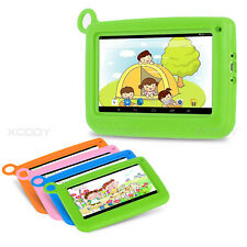 7'' Tablet PC for Education Kids Children Android 4.4 Quad Core 8GB 2Camera Wifi