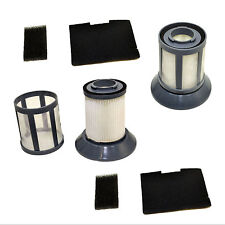 2-Pack HQRP Dirt Cup Filter Kit fits Bissell Zing Easy-Vac CleanView Vacuum 34Z1