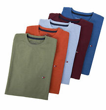 Tommy Hilfiger Men Classic Fit Short Sleeve Crew-Neck Tee T-Shirt - $0 Free Ship