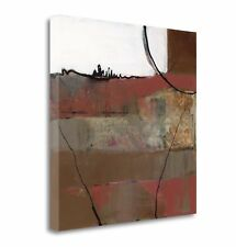 'White Resonance II' by Leslie Bernsen Painting Print on Wrapped Canvas