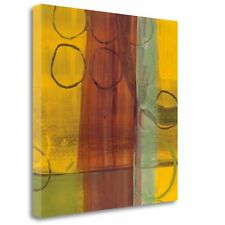 'Kaleidoscope Rotations II' by Leslie Bernsen Painting Print on Wrapped Canvas