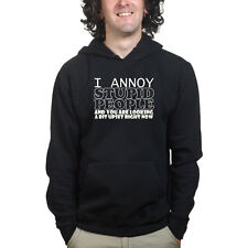 Annoy Stupid People Funny Sarcastic New Sweatshirt Hoodie Shirt