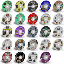 Vintage & Old Time Images on CD, Cardmaking, decoupage, art ephemera & nostalgia