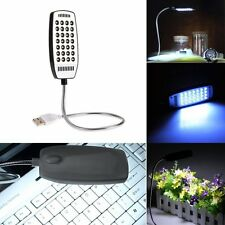 Flexible Bright Mini 28 LED USB Light Computer Lamp for Notebook Computer PC HG