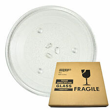 "HQRP 11-1/4"" Glass Microwave Plate for Magic Chef MC Series Mw Ovens / # 203500"