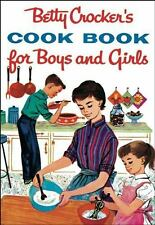 Vintage Betty Crocker's Cook Book for Boys and Girls - 1957 Spiral, 1st Edition