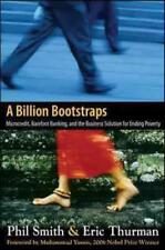 A BILLION BOOTSTRAPS - NEW HARDCOVER BOOK
