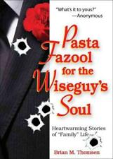 PASTA FAZOOL FOR THE WISEGUY'S SOUL - NEW PRE-LOADED AUDIO PLAYER BOOK