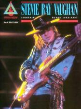 STEVIE RAY VAUGHAN LIGHTNIN BLUES/LEAD GUITAR - VAUGHAN, STEVIE RAY (CRT) - NEW
