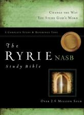 THE RYRIE STUDY BIBLE - RYRIE, CHARLES CALDWELL, PH.D. - NEW PAPERBACK BOOK