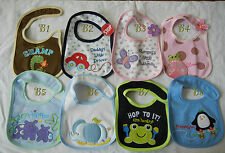 Baby Bib car infant baby dribble Feeding teething eating bib waterproof back